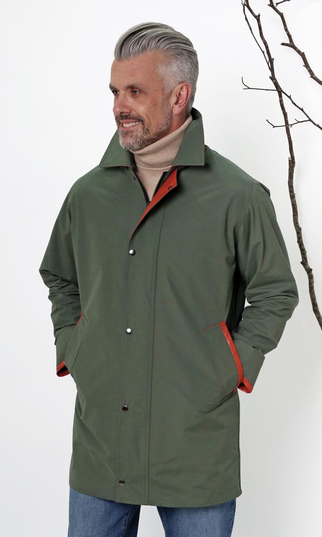 top quality sale online sale online CR4 MENS RAIN JACKET - Cocoon